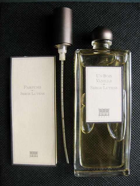 Serge Lutens, Un Bois Vanille, Adora Department Store, Greenbelt 5