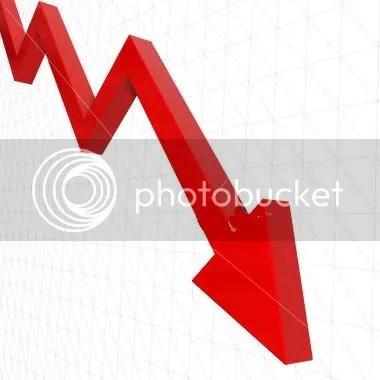 down graph photo: arrow graph down arrowgraphdown.jpg