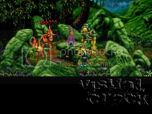 Part of the first cutscene.