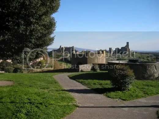 Skyline di Tuscania