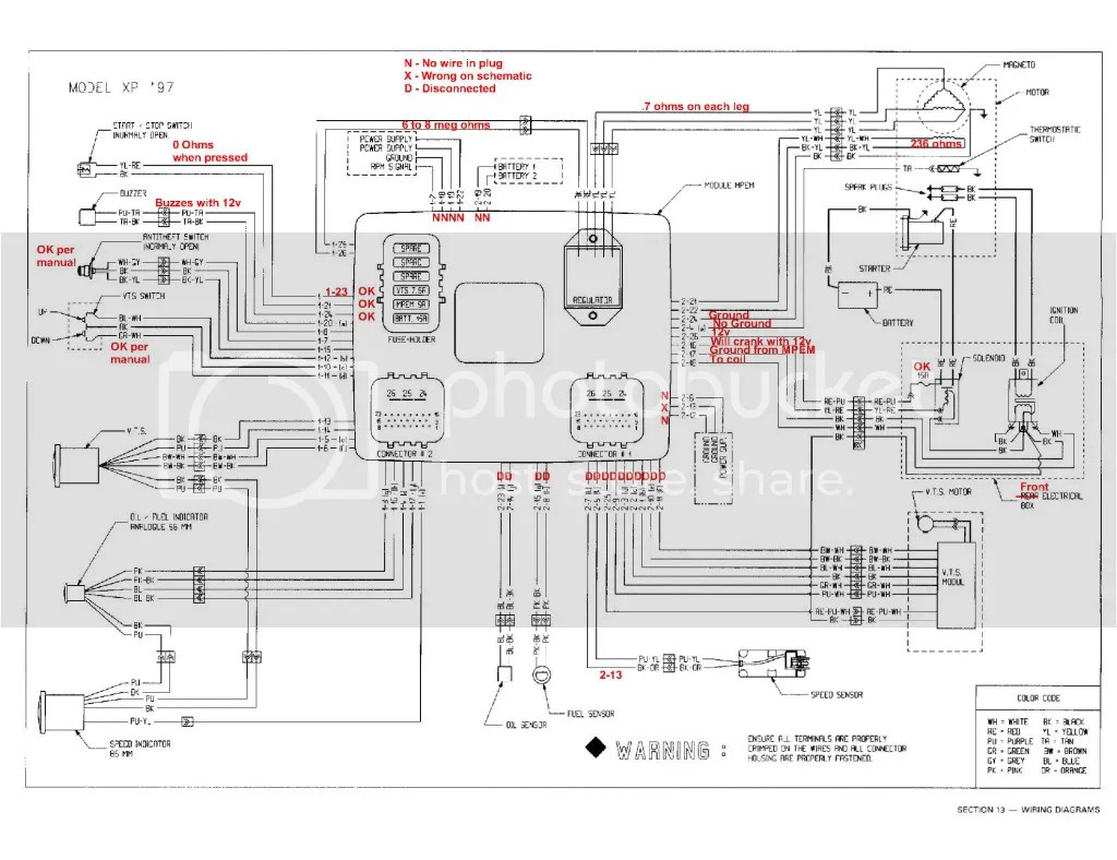 Sea Doo Spx Wiring Diagram Solenoid