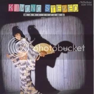 Kimono Stereo by Mari Iijima