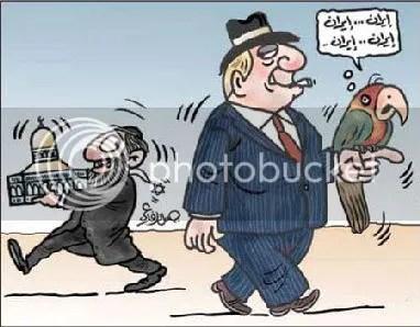 {Iran…Iran…Iran…Iran} by Jalal Al Rifa'i-Al Dustour newspaper-Jordan