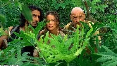 Larry, Moe and Locke.