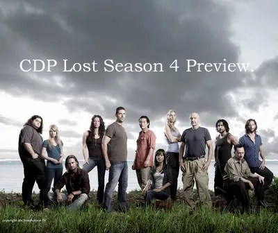 CDP Lost Season 4 Preview.