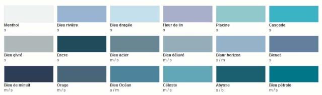 Nuancier Castorama Resine De Protection Pour Peinture