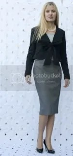 femme sleek suit