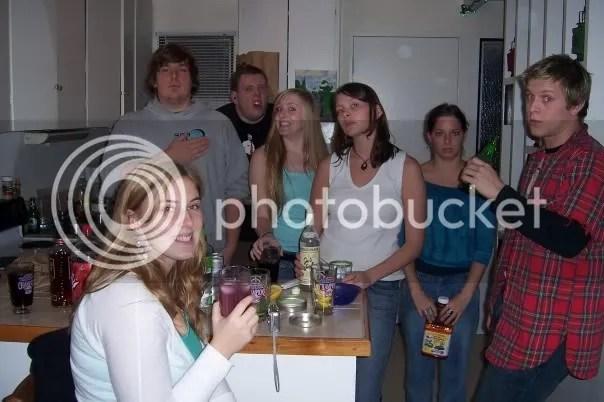 Antes da Bebida