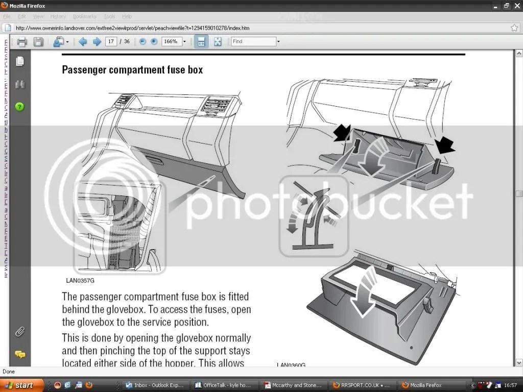 Audi Q7 Fuse Box Location