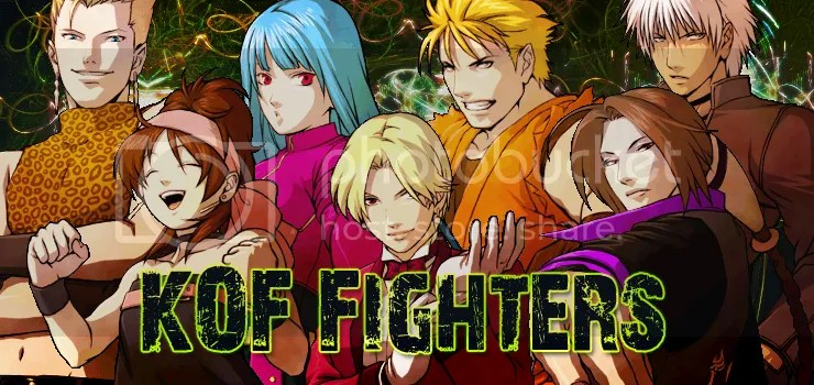 KOF fighters!!