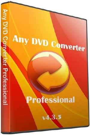 Any DVD Converter Professional 4.3.5
