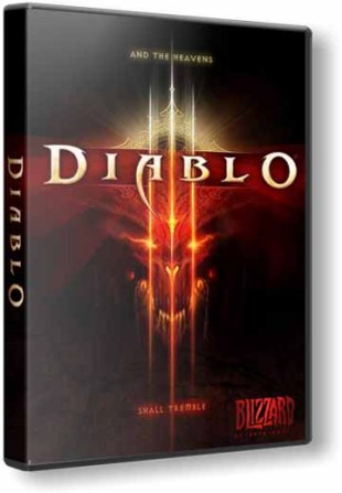 Diablo 3 build 1668 (2012/ENG)