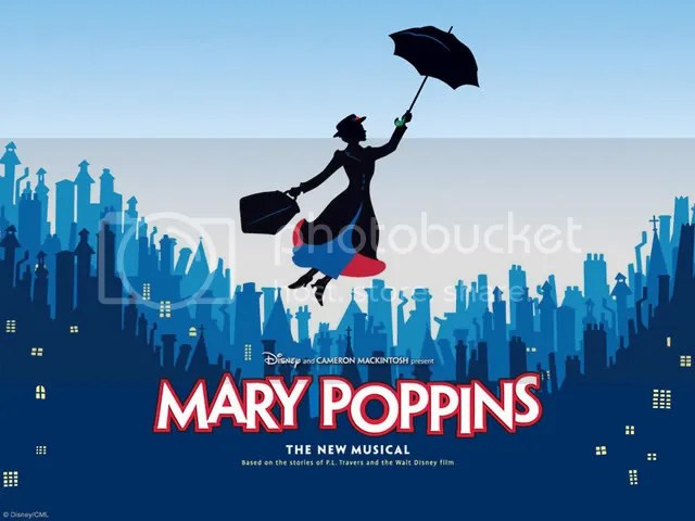 Mary Poppins...a movie/musical that every banker must see!