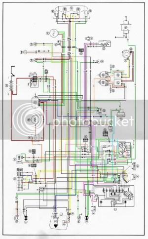ducatipaso • View topic  Paso 750 Wiring Diagram  in COLOR!