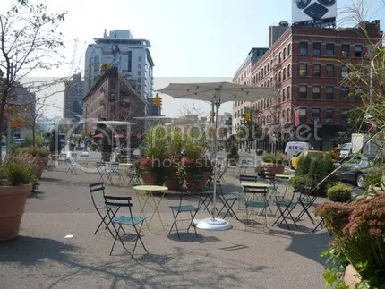 Meatpacking Public Space