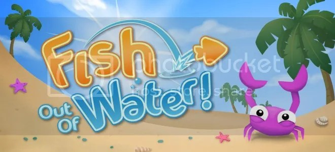 Fish Out of Water Best Games for Android Phones 2015