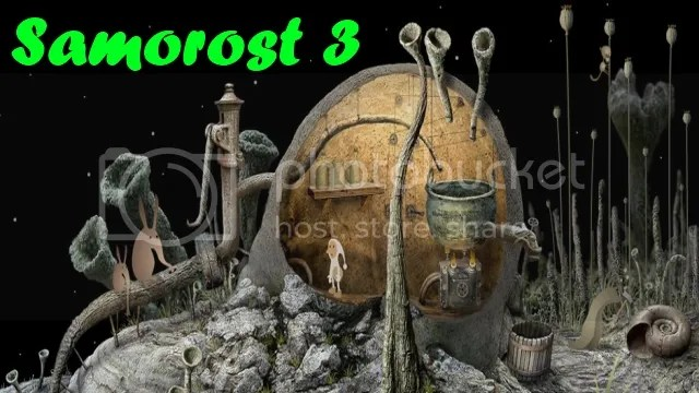 Samorost 3 Best Games for Android Phones 2015