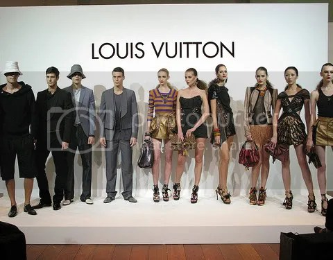 Louis Vuitton Spring 2009 Press Party