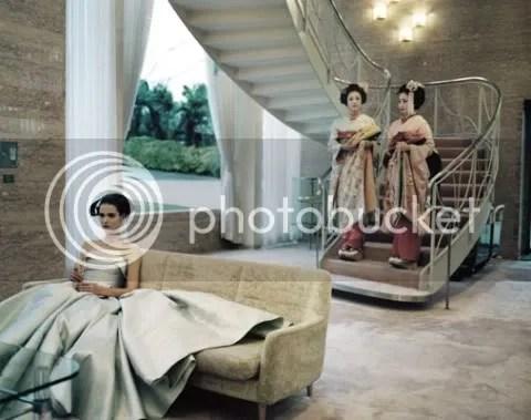 Vogue Nippon October 2008: Stranger in a Strange Land