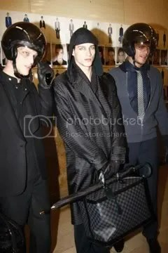 Louis Vuitton Men's Fall/Winter 2008