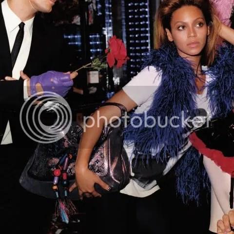 V56 Winter 2008: Beyoncé is Back