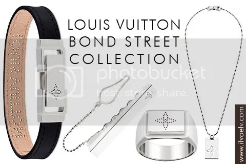 Louis Vuitton Bond Street Collection