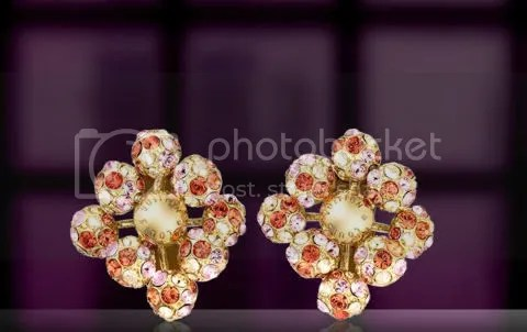 Louis Vuitton 1001 Nights Earrings