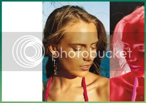 Louis Vuitton 2009 Beachwear Catalog Part 1