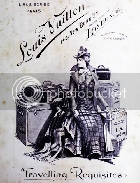 Louis Vuitton Traveling Requisites