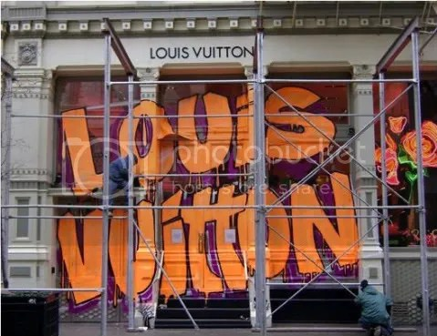 Update: Louis Vuitton SoHo Makeover