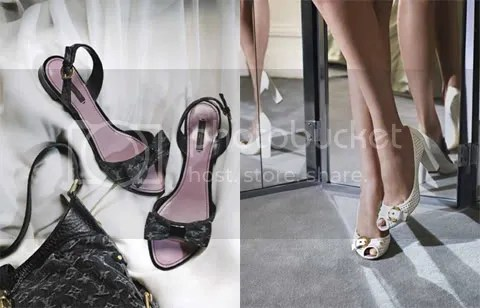 Louis Vuitton Women's Spring/Summer 2009 Shoe Collection