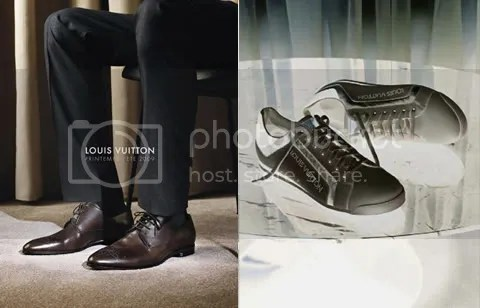 Louis Vuitton Men's Spring/Summer 2009 Shoe Collection