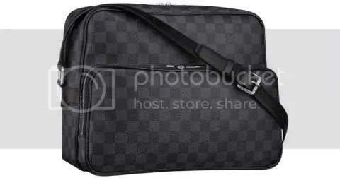 Louis Vuitton Damier Graphite Ieoh