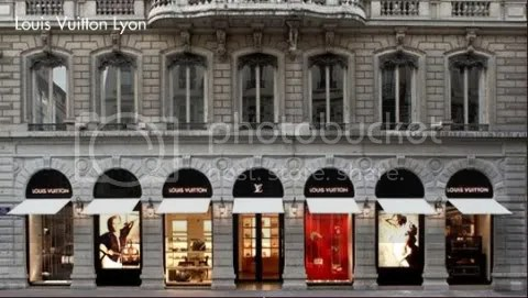 Louis Vuitton Lyon