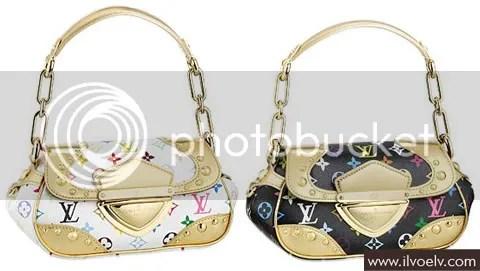 Louis Vuitton Monogram Multicolore Marilyn Or