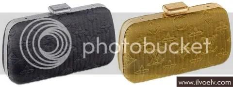 Chrome & Gold: New Minaudière Colors