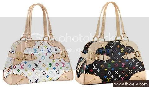 Louis Vuitton Multicolore Claudia