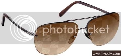 Louis Vuitton Socoa Damier Sunglasses