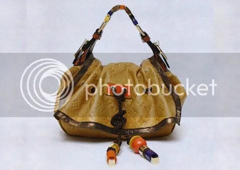 Louis Vuitton's Slouchy Tribal Bag