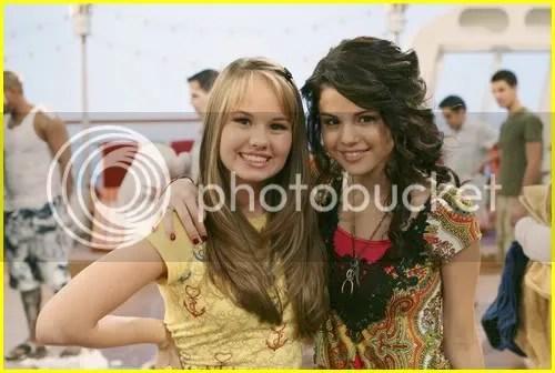 Selena Gomez and Debby Ryan