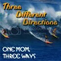 Three Different Directions