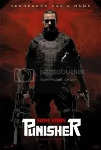 Punisher War Zone Poster