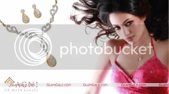 Stunning Riya Sen for Agni Jewels