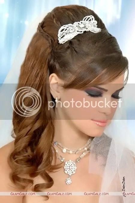Arabian Hairstyles for Women