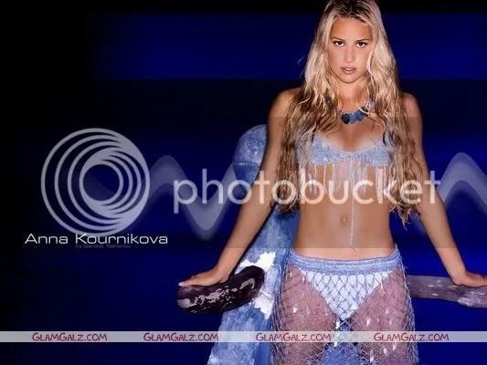 Anna Kournikova -- Tennis