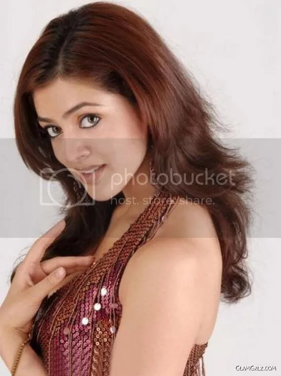 Parvathi Melton in a New Look