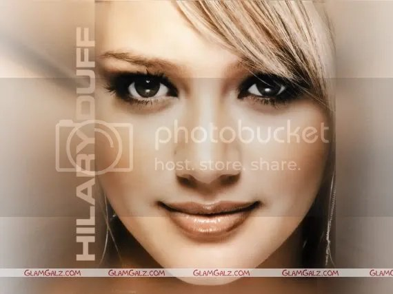 Click to Enlarge - Hilary Duff Wallpapers