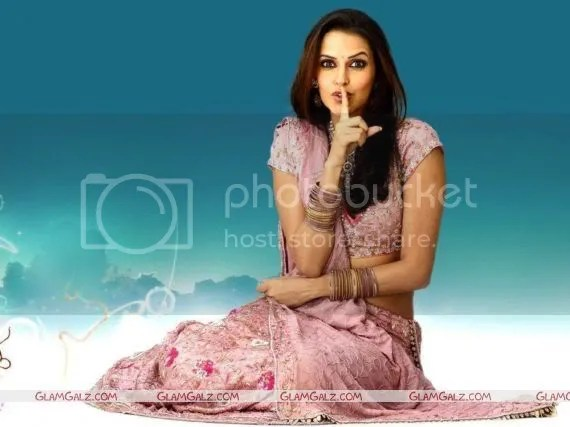 Click to Enlarge - Neha Dhupia Wallpapers