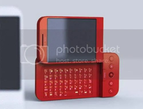 The New Generation G1 Phone by Google