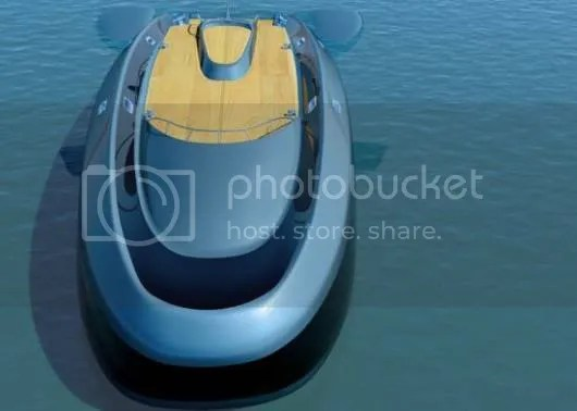 Luxury Submarine Concept Inspired By Whale Forms